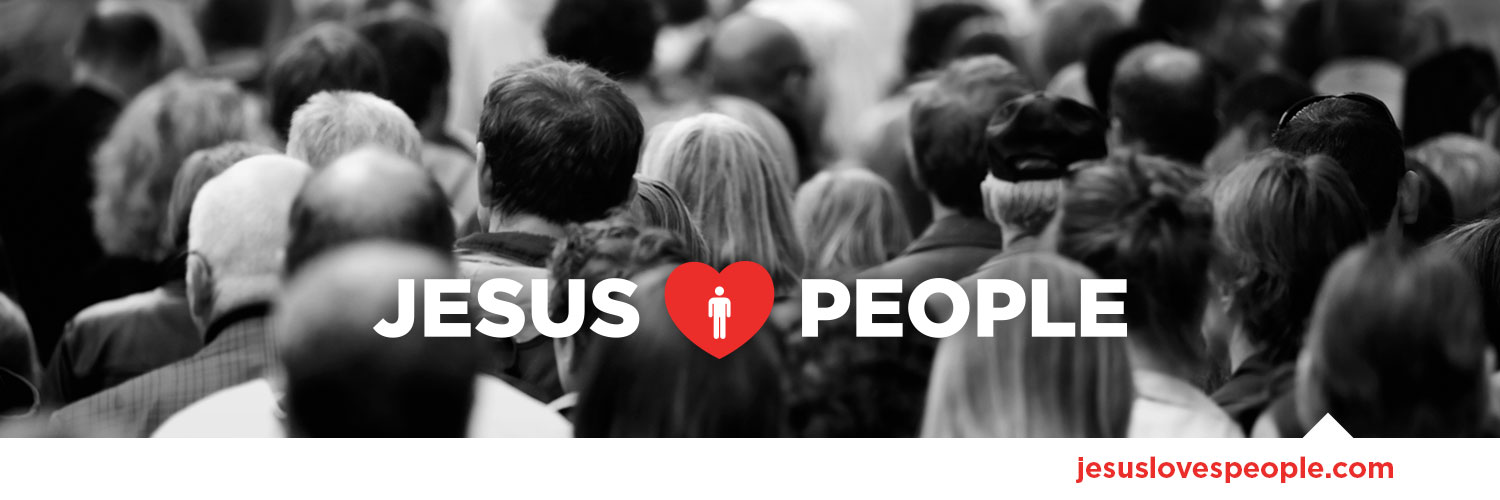 jesus loves people